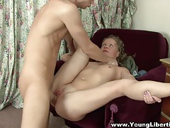Young libertines - getting fucked and sucking nuts tubes