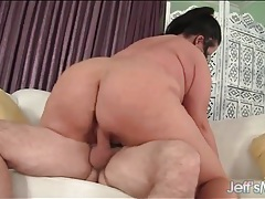 Bbw whore is a wild cock rider for her man tubes