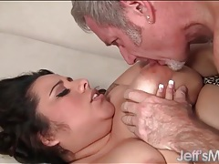 Licking bbw cunt nice and wet to fuck it tubes