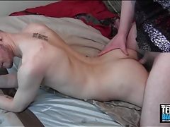 Sexy black bottom needs bare dick in his ass tubes