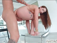 She can take a hard anal fucking like a champ tubes