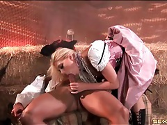 Pirate fucks a sexy wench with big tits tubes