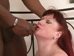 Blow your load on her face and in her mouth tubes