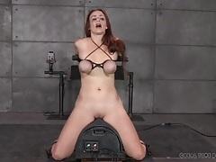 Guys take turns face fucking their slave girl tubes