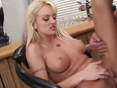 Milf monica mayhem offers her pussy for pounding tubes