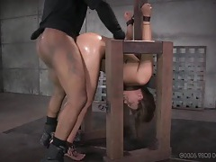 Sex slave used from behind by both her masters tubes