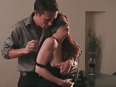 Blindfolded secretary penny pax fucked by her boss tubes