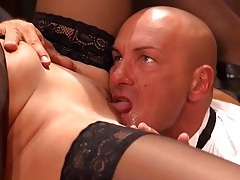 Sexy maids fucked by the men of the house tubes
