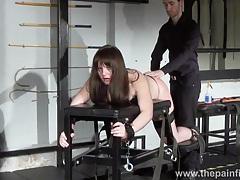 Lisas amateur spanking tubes