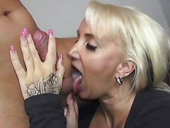 Mature cunt pumped by a stiff dick tubes