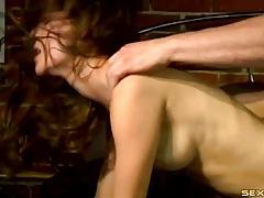 Hot body pornstar jenni lee pounded on hard tubes