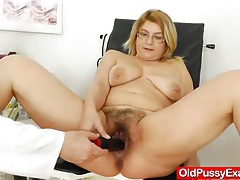 Experiencing pleasures during a lady gyno tubes