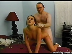 Beauty on her hands and knees for doggystyle fucking tubes