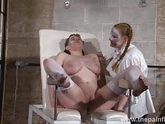 Carlys bizarre lesbian humiliation tubes
