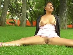 Amateur latina beatriz public tubes