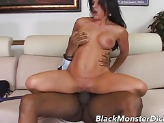 Mommy kendra secrets fucks a fat black dick tubes