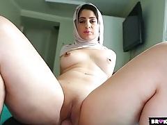 Sexy arab cocksucker fucks in pov tubes