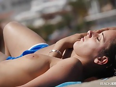Fine tits and asses on spy beach babes tubes