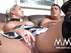 Milf french maid needs that hard dick tubes