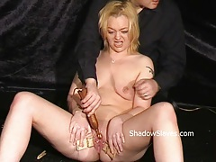 Blonde debutant submissive donna tubes