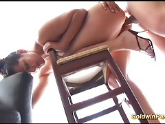 Brazilian ass deep anal fucked tubes