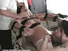 Filthy shaz medical lesbian fetish tubes